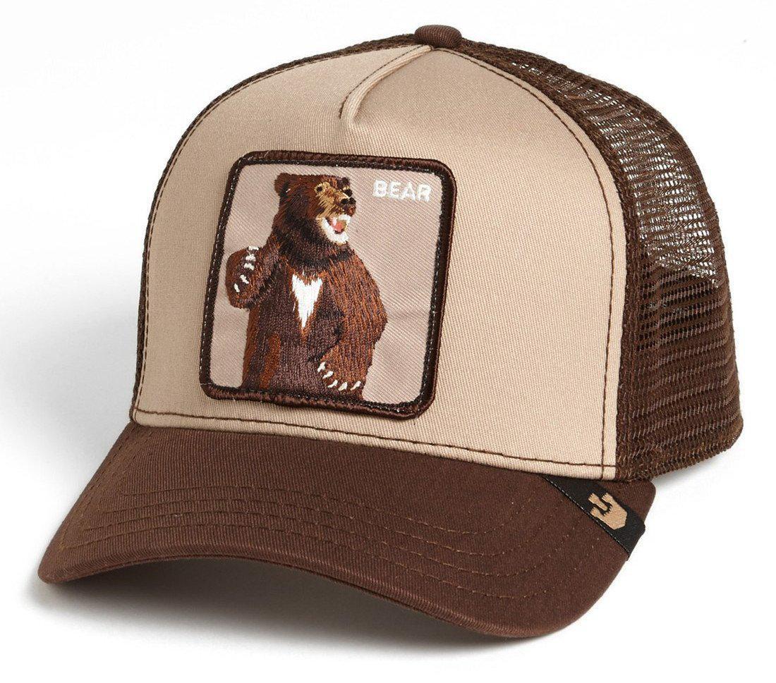 44582b83 Goorin Bros Lone Star Cap in Brown for Men - Lyst