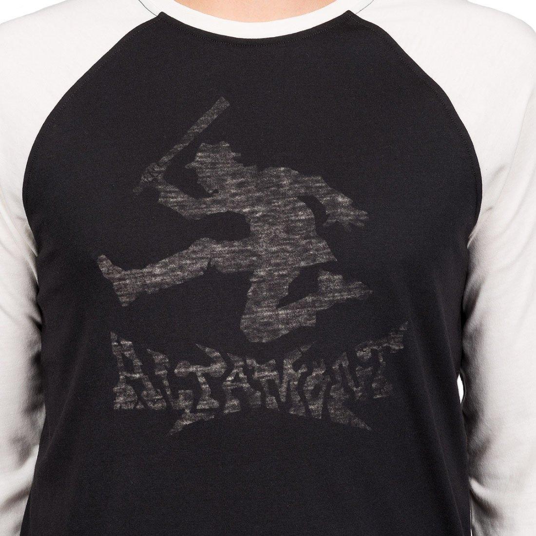 229e9c756 Altamont - Black Moral Panic Raglan for Men - Lyst. View fullscreen