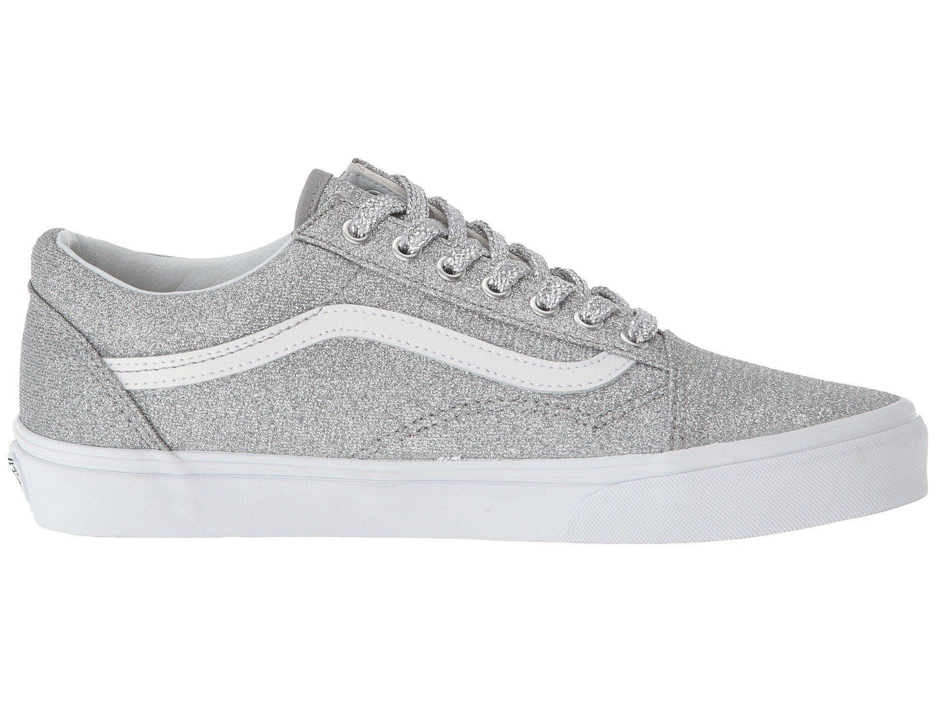 Vans - Multicolor Lurex Glitter Old Skool - Lyst. View fullscreen 11b2383dc