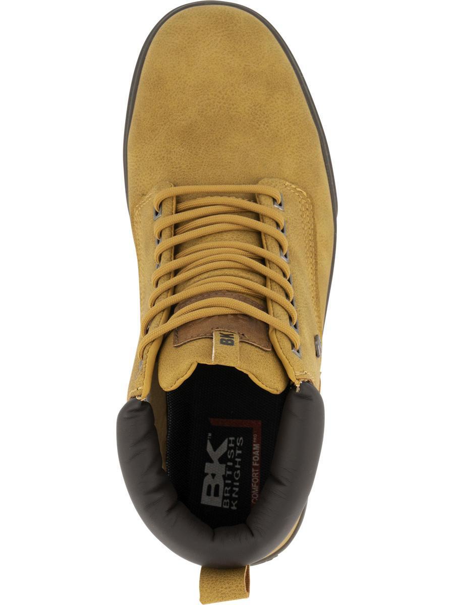 British Knights Rubber Hoge Sneaker voor heren