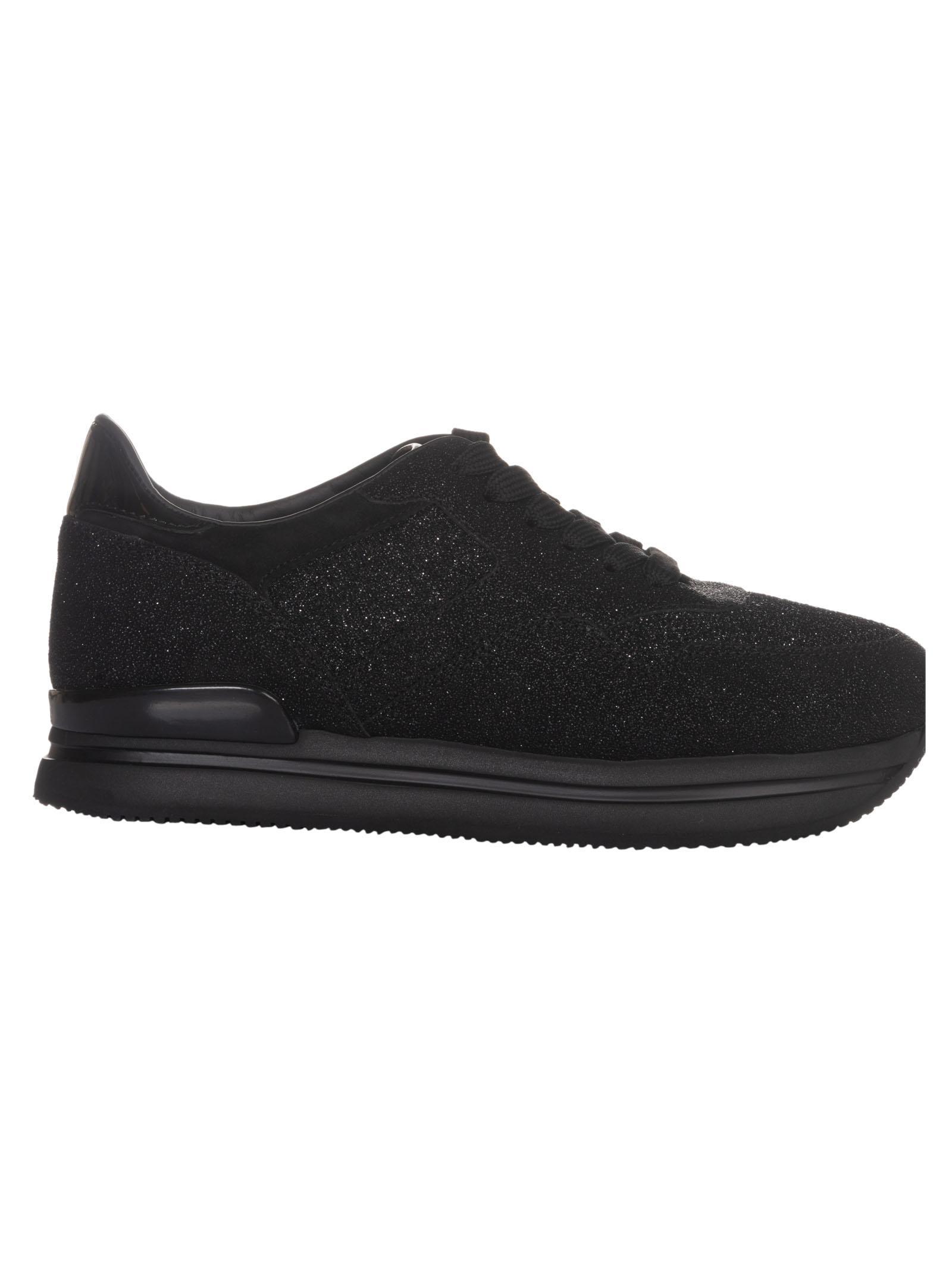 72eab7cf0ba0 Lyst - Hogan Shoes in Black