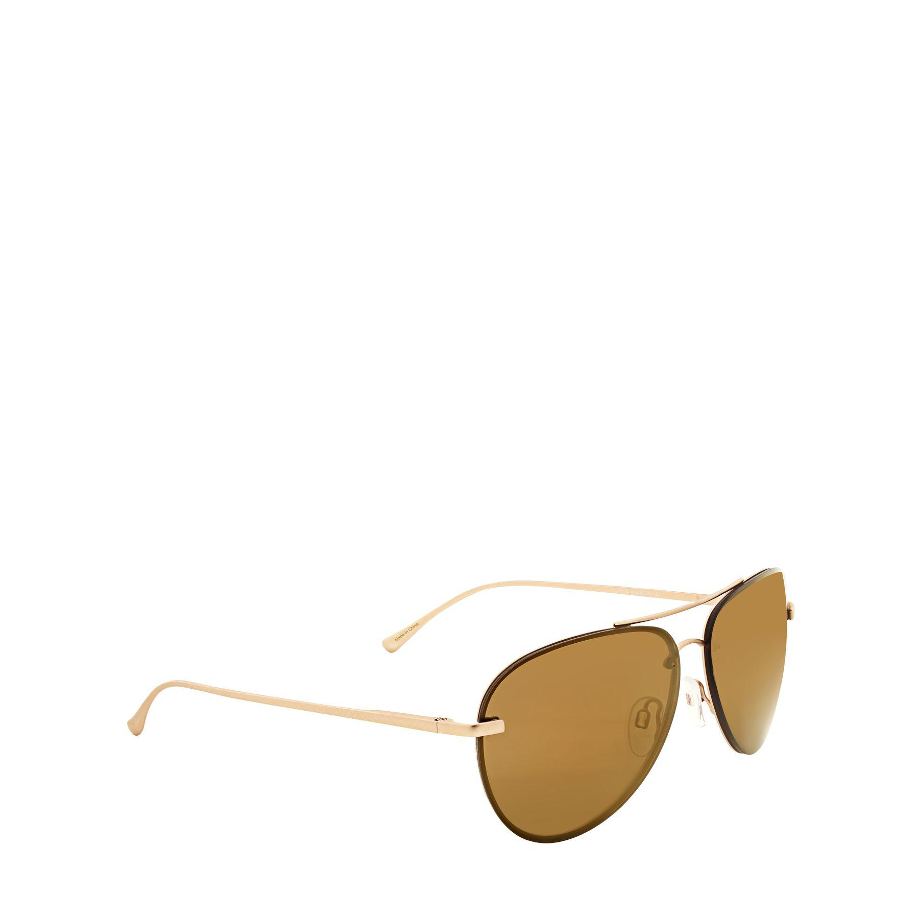 3c9b7d7150 Lyst - Vera Bradley Deanna Polarized Aviator Sunglasses
