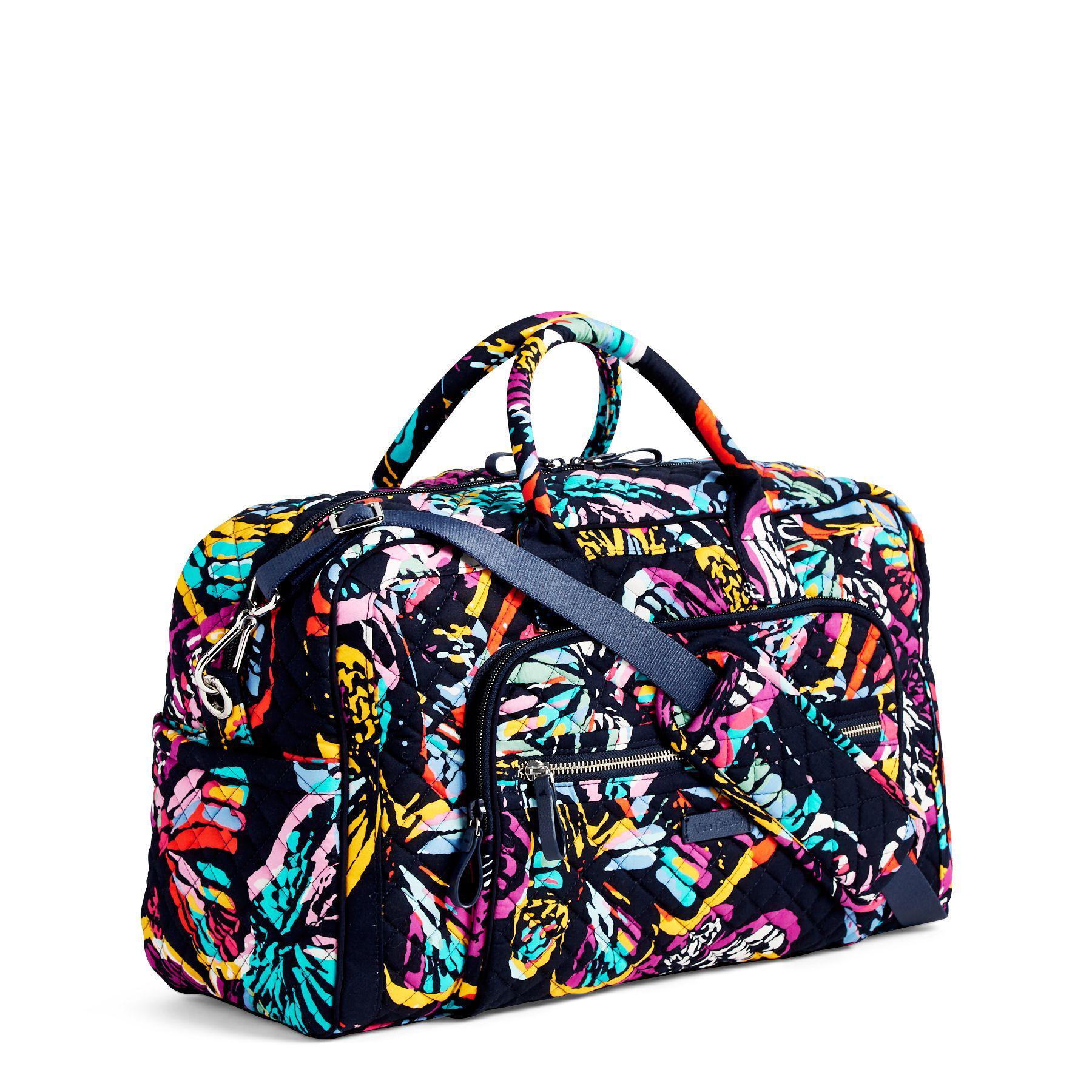 Weekender Travel Bag Vera Bradley  10e4bf594ffe0