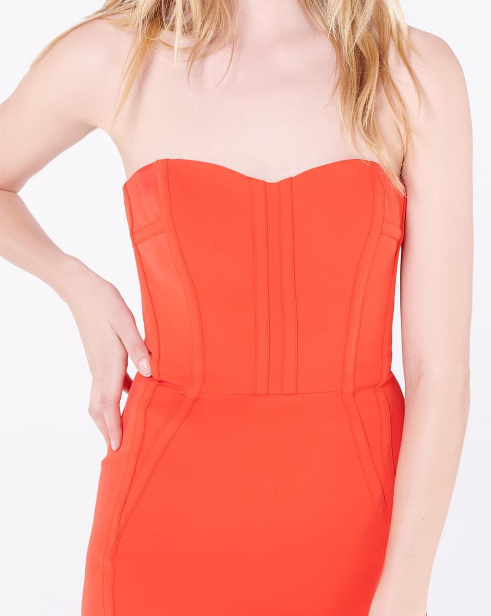 7470acae1b0 Lyst - Veronica Beard Maui Dress in Red