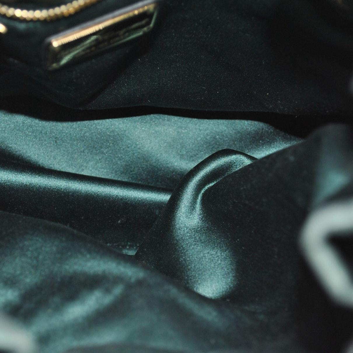 Sac à main en Cuir Noir Ferragamo en coloris Noir Wqja