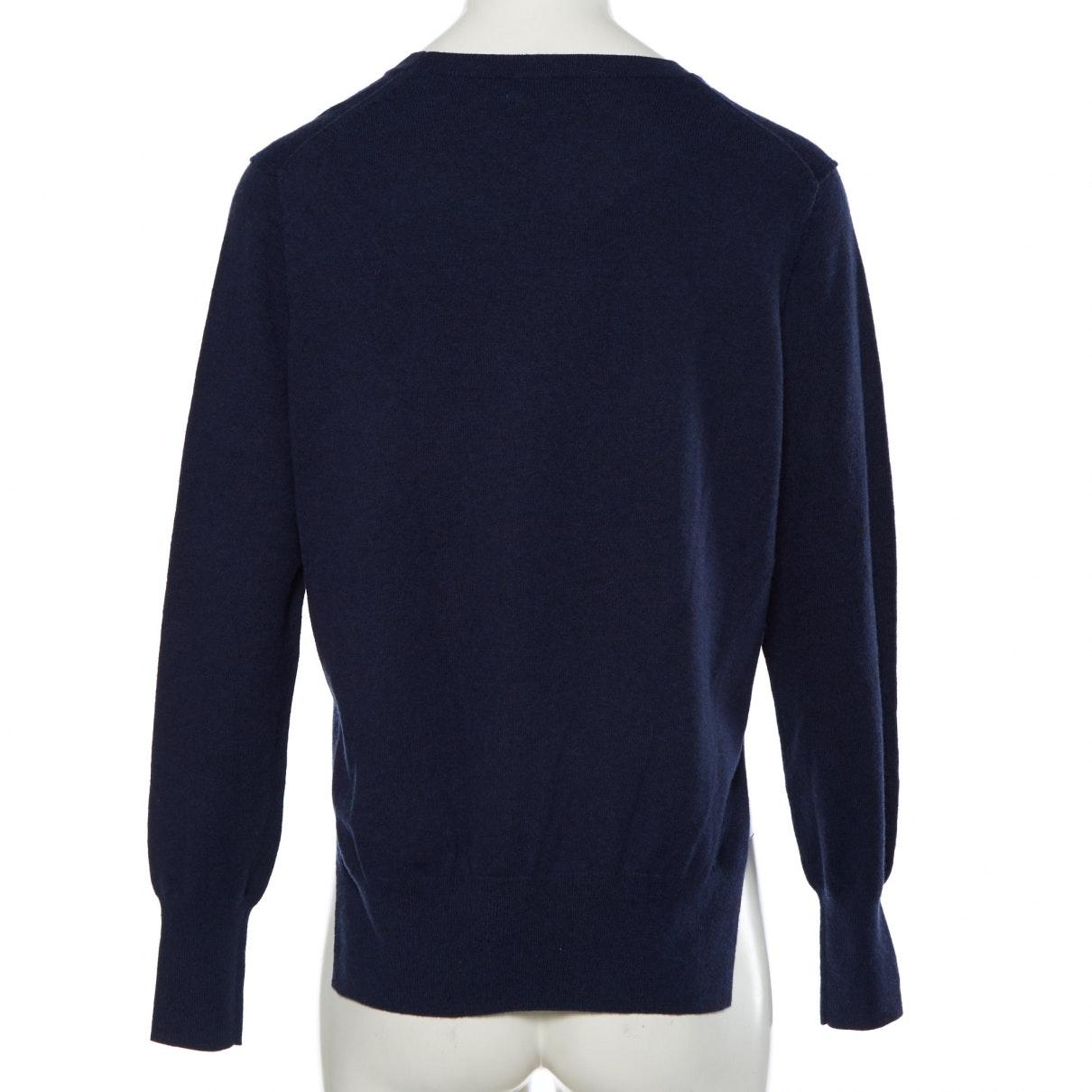 Pull.Gilets en Coton Marine Coton Étoile Isabel Marant en coloris Bleu