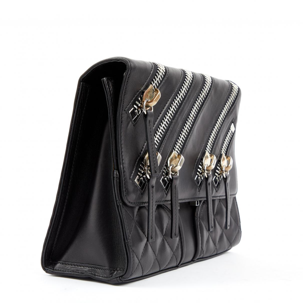 Giuseppe Zanotti Pre-owned - Leather crossbody bag 4eQyDu