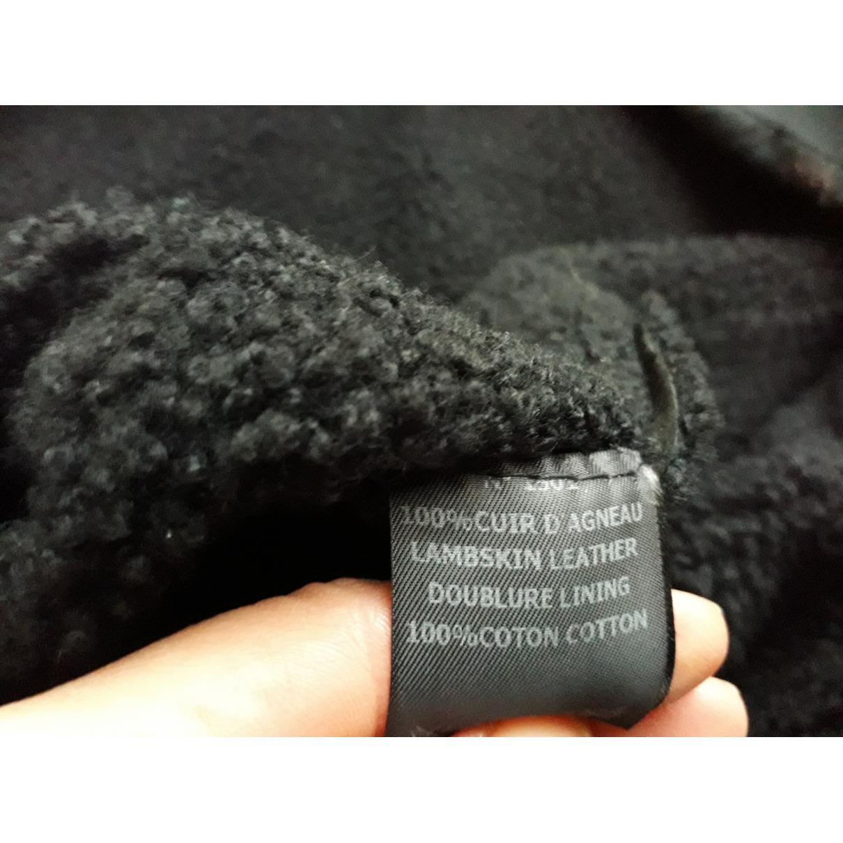 Abrigo Isabel Marant de Pelo de color Negro