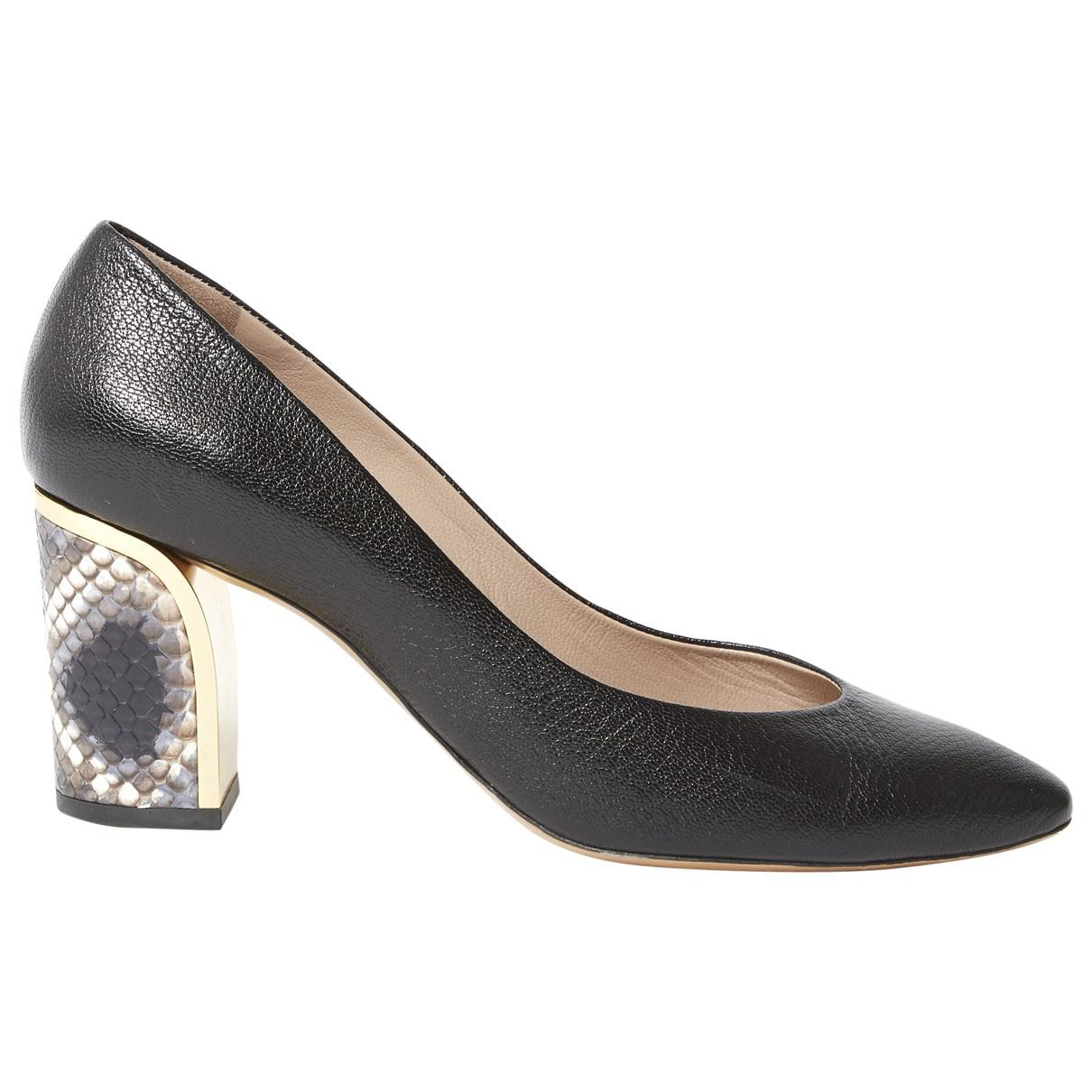 Pre-owned - LEATHER PUMPS Chlo aTpUG8w