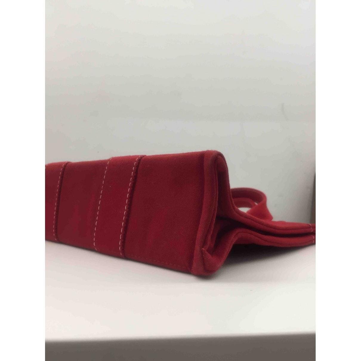Sacs à main Toto Hermès en coloris Rouge Kg4f