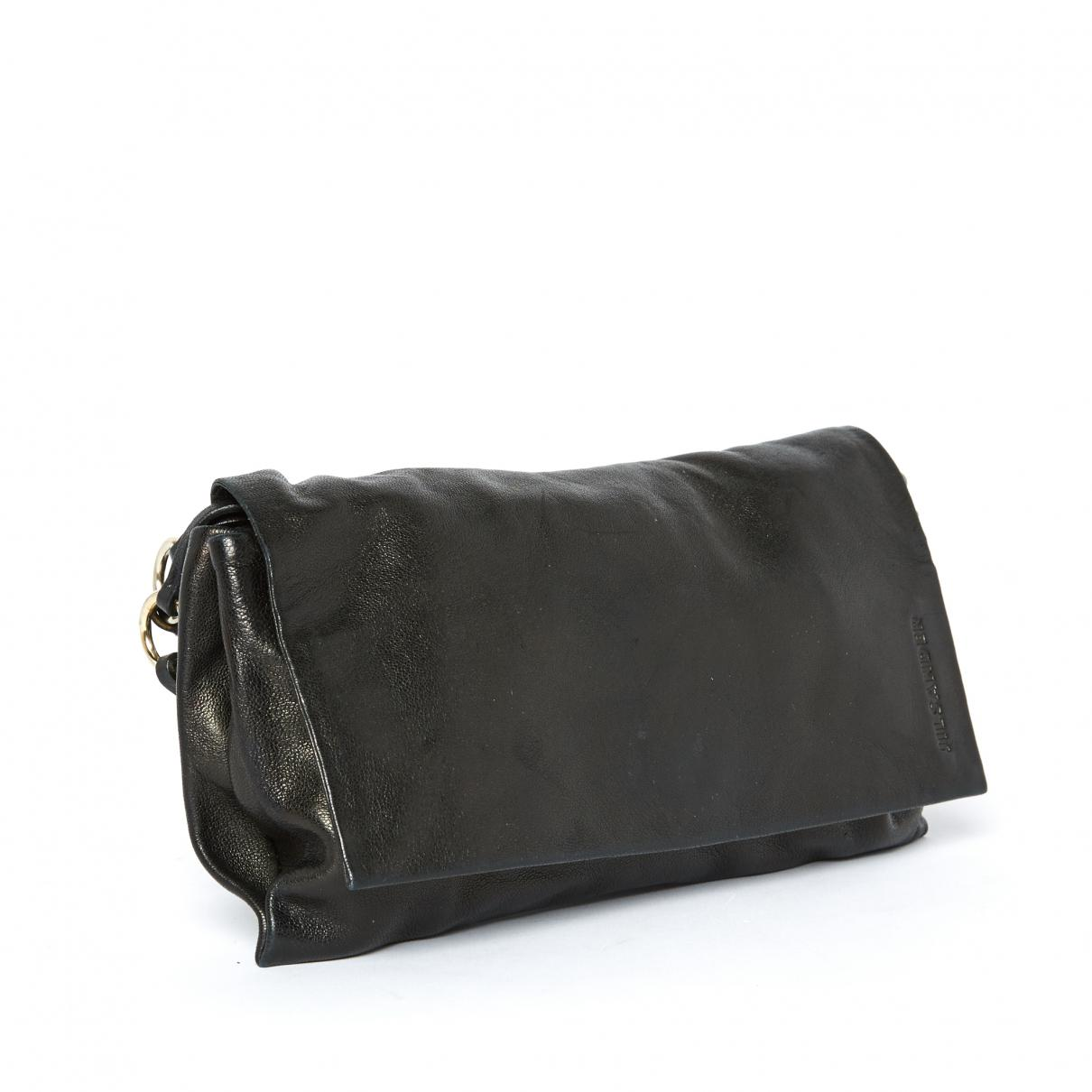 Jil Sander Pre-owned - LEATHER CLUTCH PURSE 7klHa