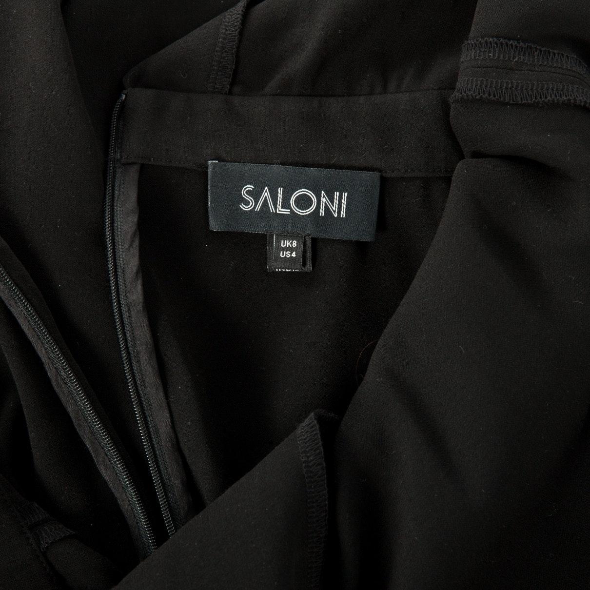 Combinaisons N en Synthétique Noir Synthétique Saloni en coloris Noir