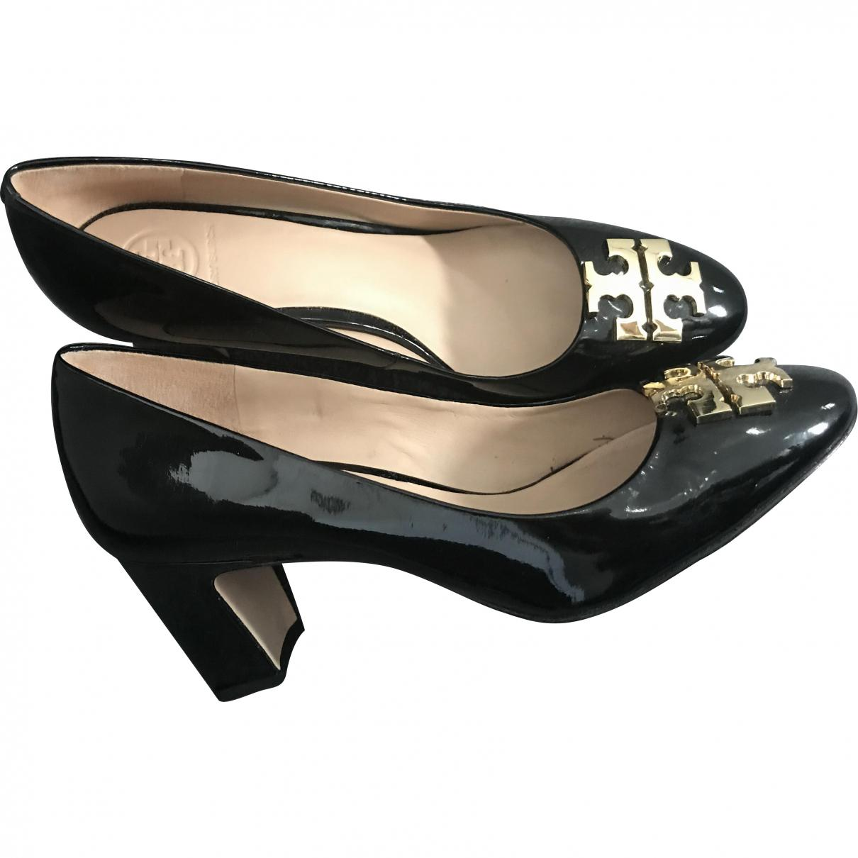 Pre-owned - Patent leather heels Tory Burch pBf1kHg92