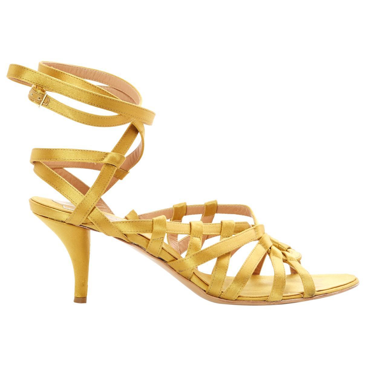 Pre-owned - Cloth sandals Roger Vivier r79FABdrjD