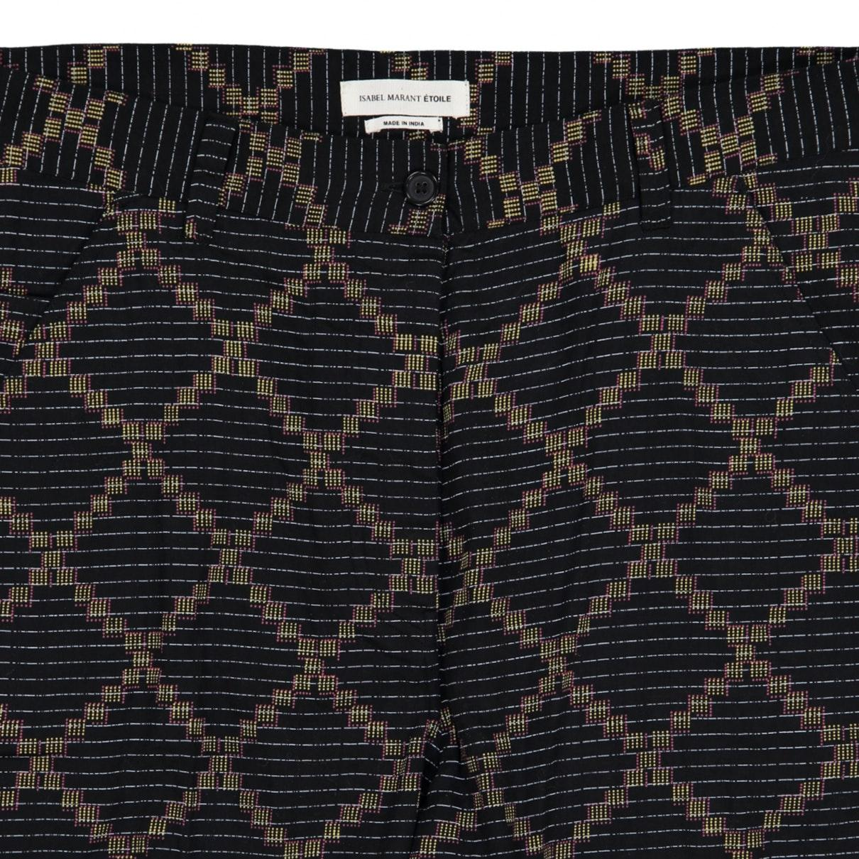 Étoile Isabel Marant Black Cotton