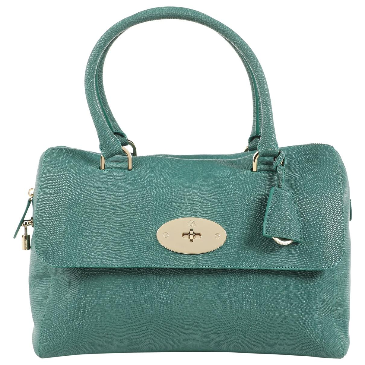30b05756987a Mulberry. Women s Pre-owned Green Leather Handbags. £390 From Vestiaire  Collective