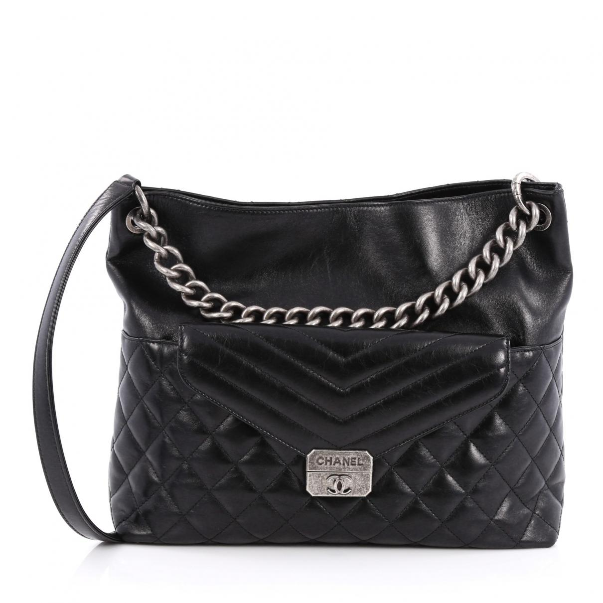 c4af74e64a0f96 Pre Owned Black Chanel Purses | Stanford Center for Opportunity ...