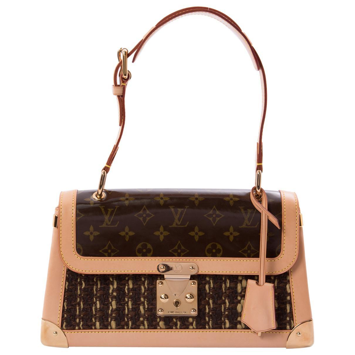 Louis Vuitton Pre-owned - Cloth mini bag ChcUx
