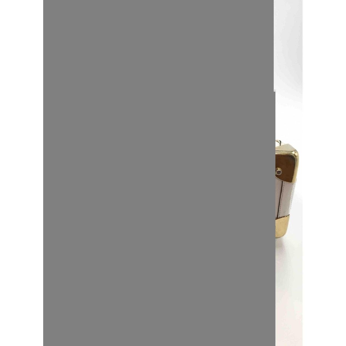 Sac à main en Cuir Blanc Versace yXdU