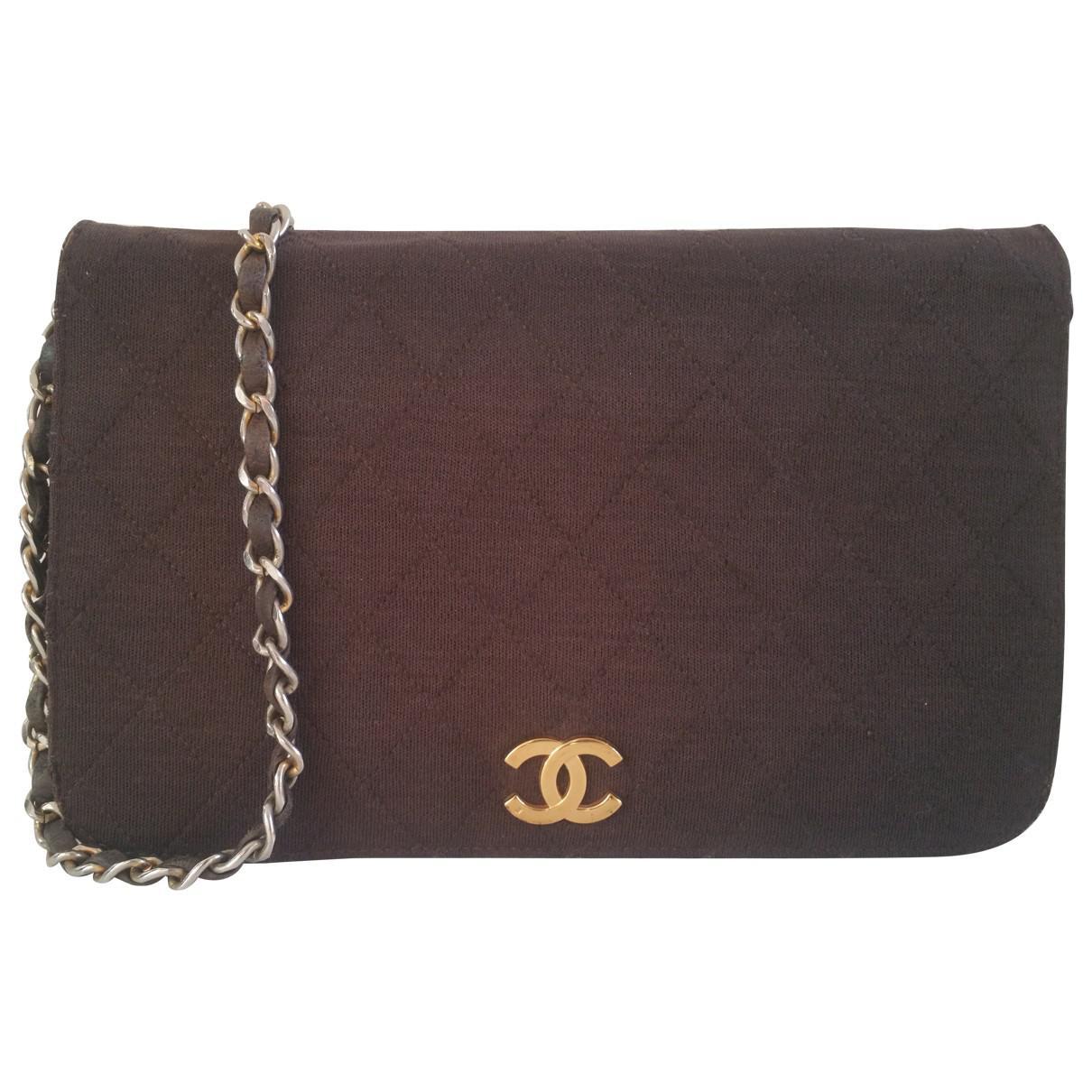 Pre-owned - Timeless cloth crossbody bag Chanel 0n7YaHLUj