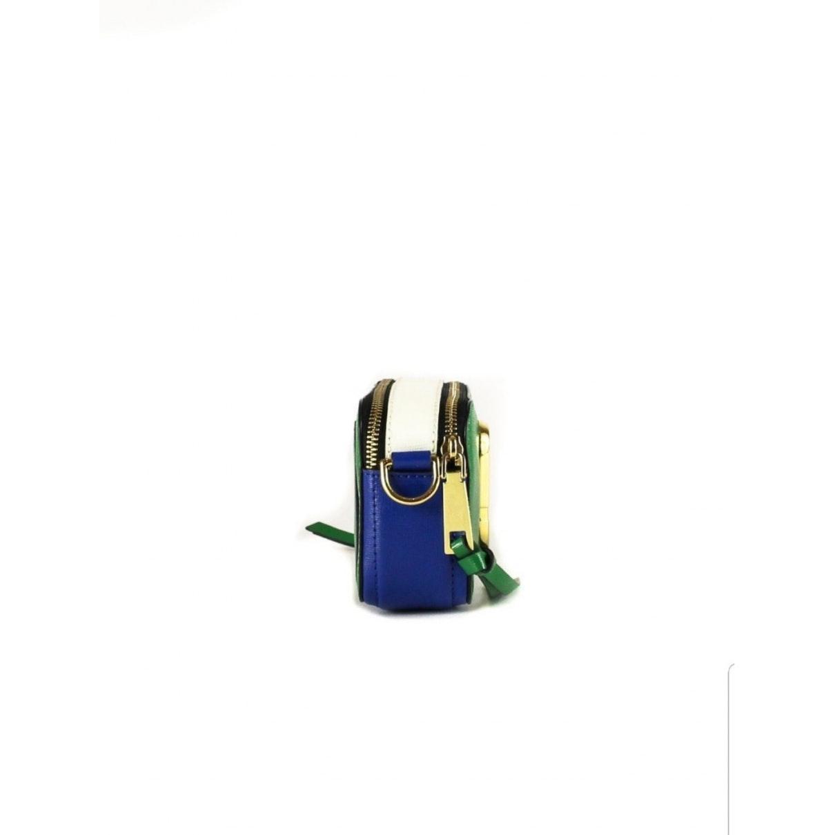 Sac à main Snapshot en Cuir Vert Marc Jacobs en coloris Vert 6t9h