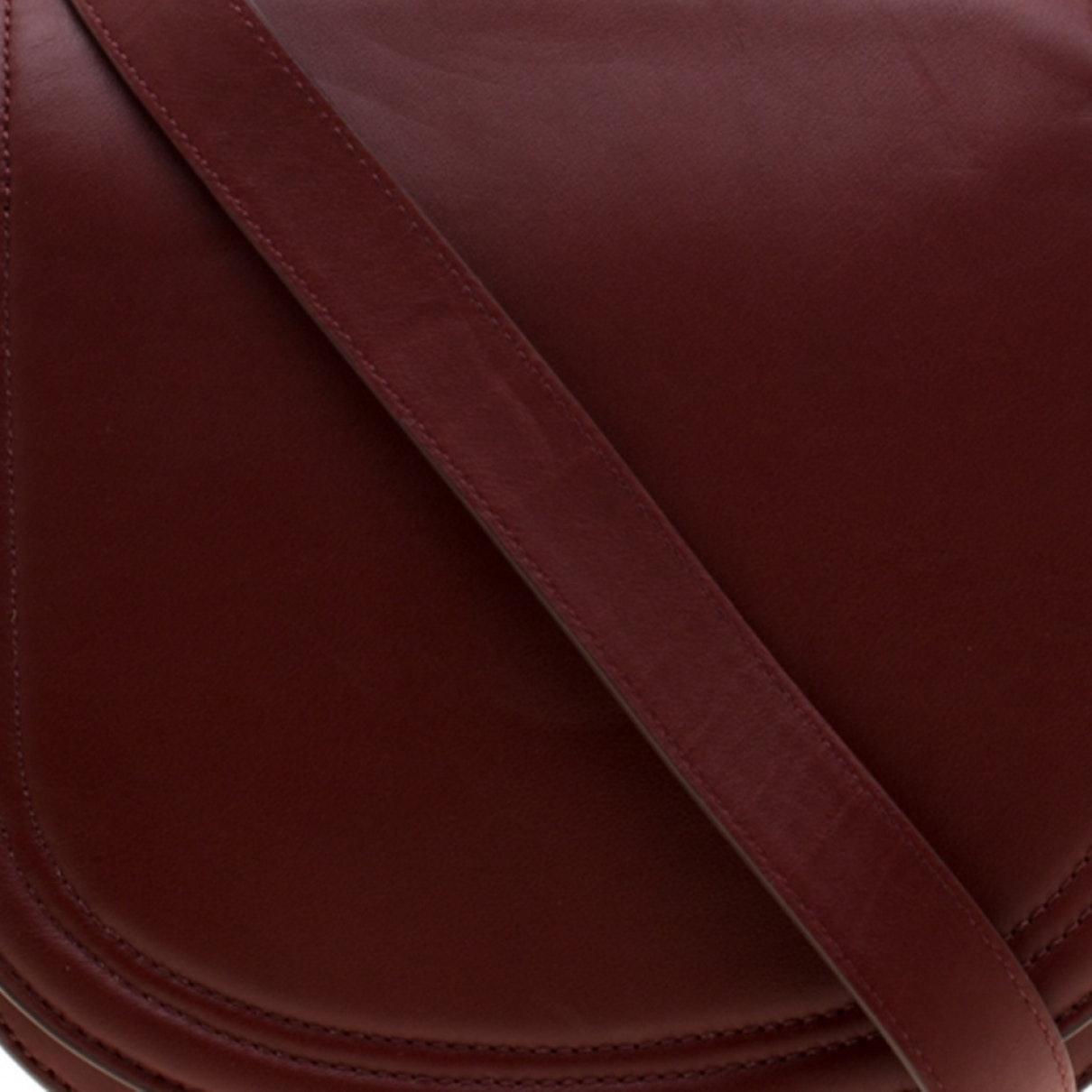 Sac à main en Cuir Rouge Cuir Diane von Furstenberg en coloris Rouge D5rV