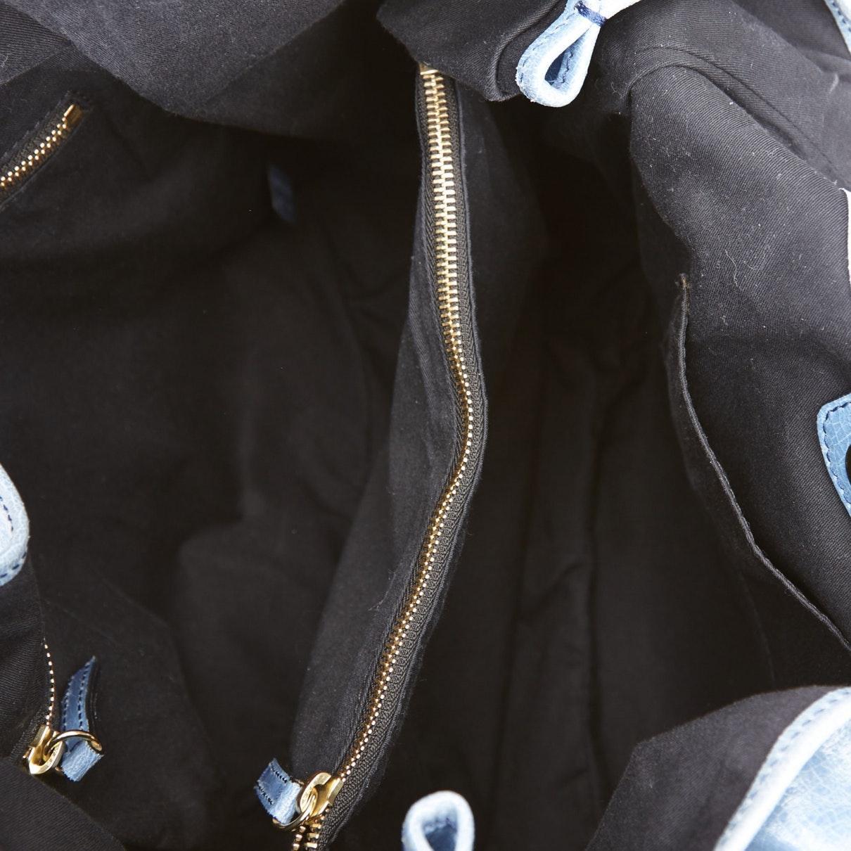 Sacs à main Cuir Givenchy en coloris Bleu 73F2