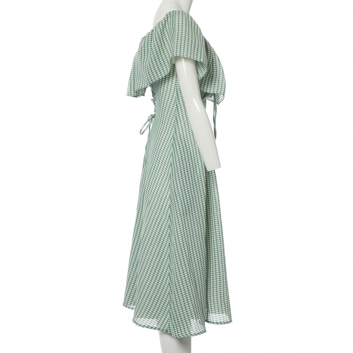 1f97136d714 Rejina Pyo - Green Mid-length Dress - Lyst. View fullscreen