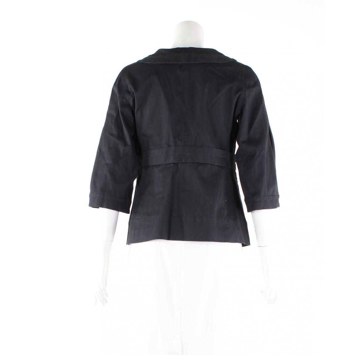 Vest en Coton Marine Marc Jacobs - 10 % de réduction