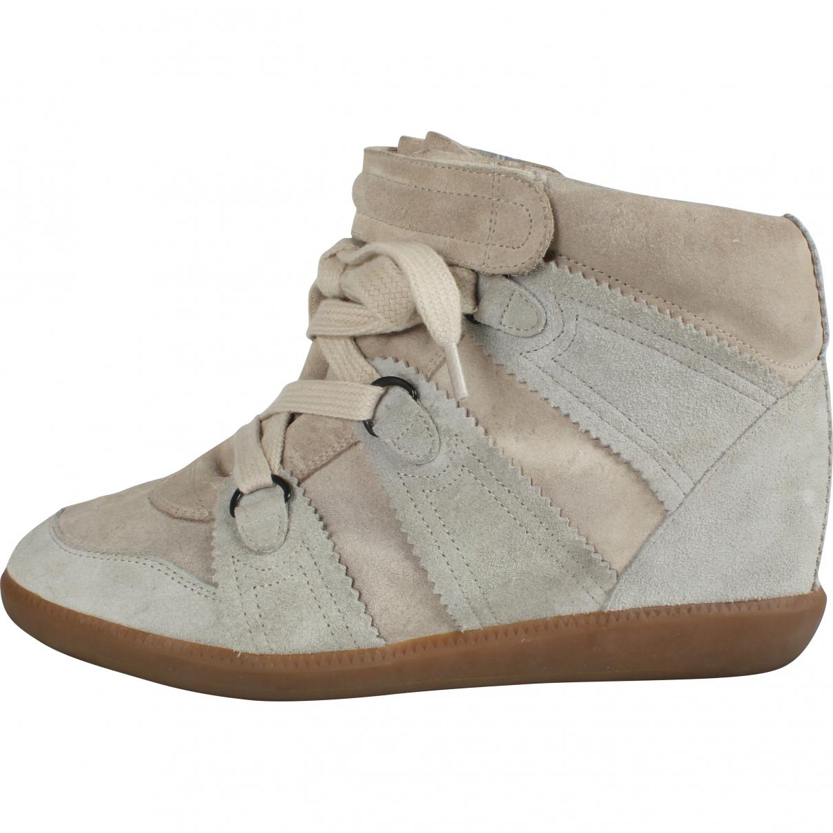 Pre-owned - Bobby trainers Isabel Marant OZJHv