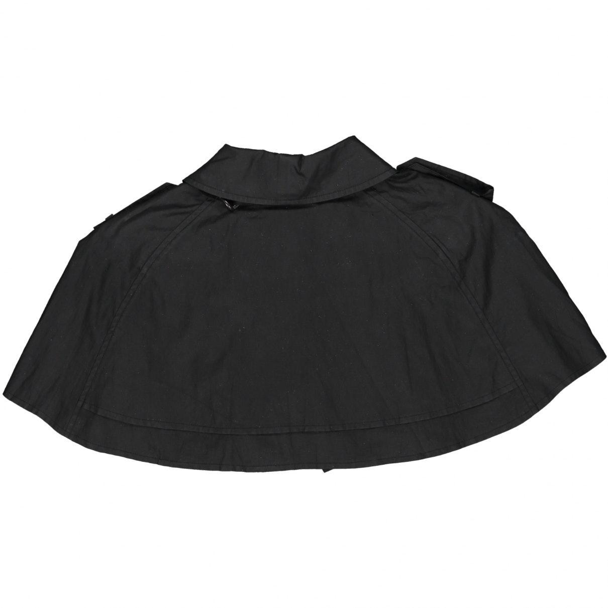 Vest en Coton Noir Coton Burberry en coloris Noir