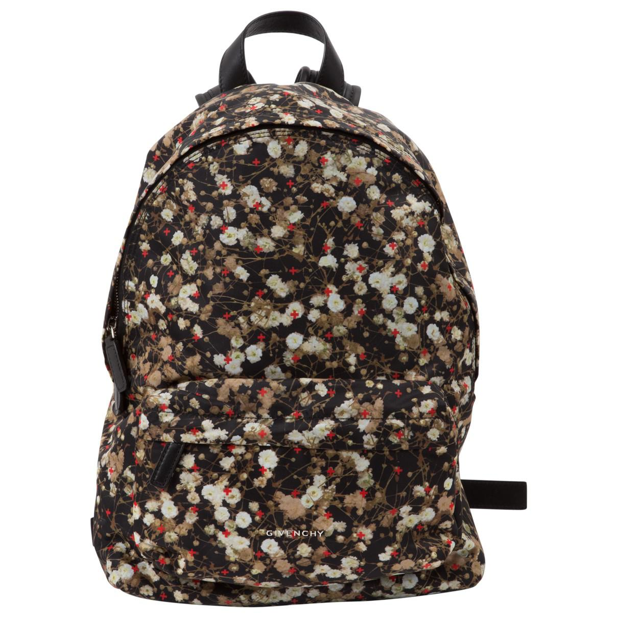 Givenchy Pre-owned - Cloth backpack HU2r8RSDT
