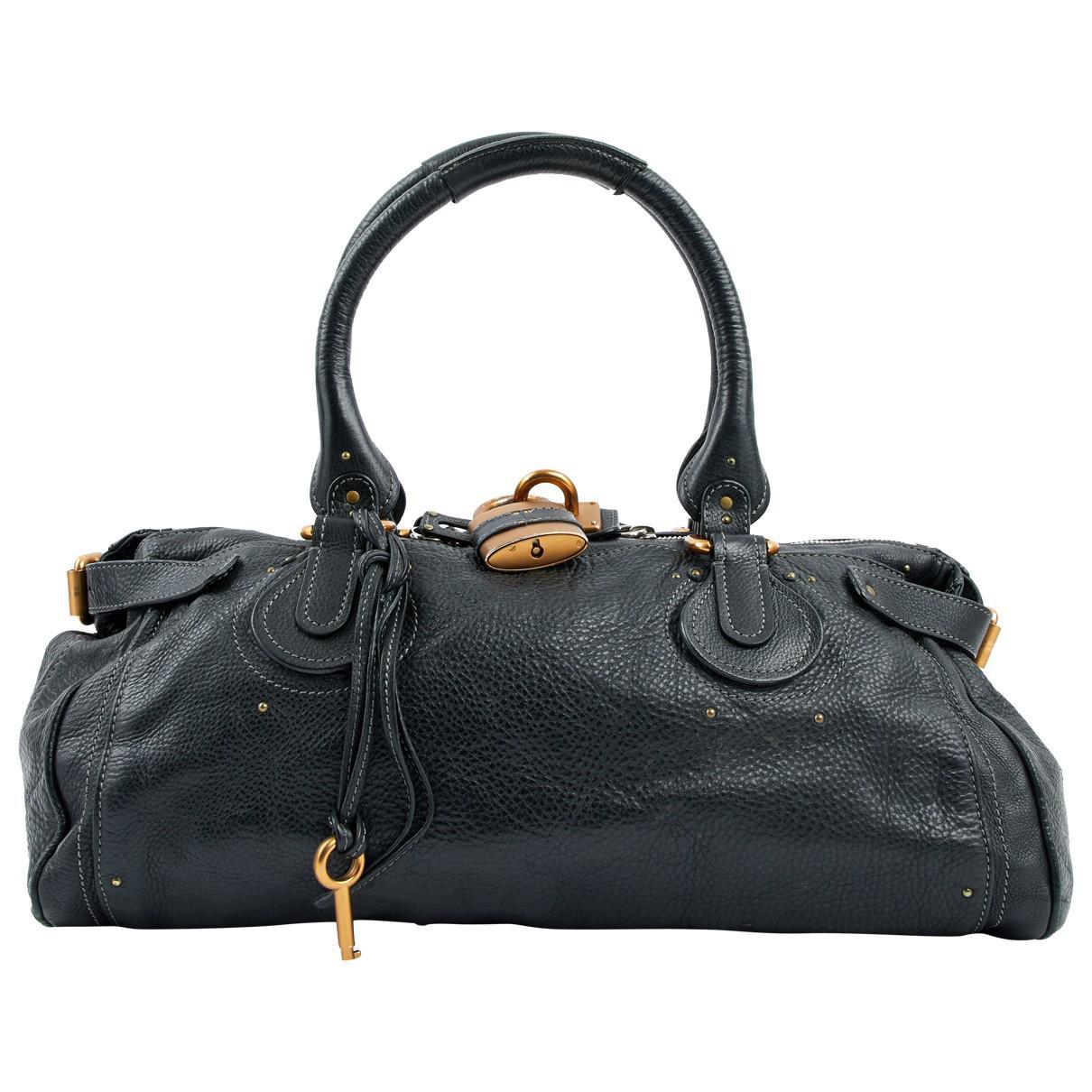 Pre-owned - Paddington leather bag Chloé Buy Cheap Sast EmVcVK