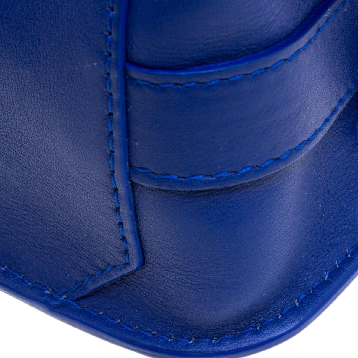 Sac à main PS11 en Cuir Bleu Cuir Proenza Schouler en coloris Bleu YY8h