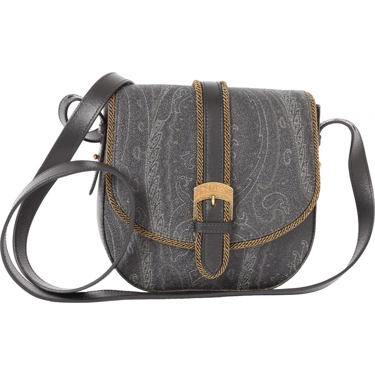 Etro Pre-owned - Leather mini bag MwtS5ClCJ