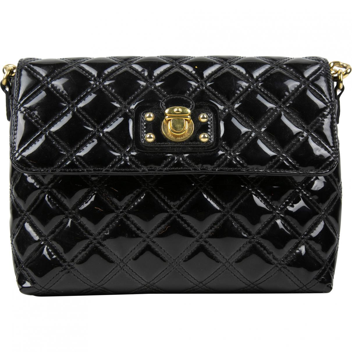 Pre-owned - Single patent leather handbag Marc Jacobs KFLf6