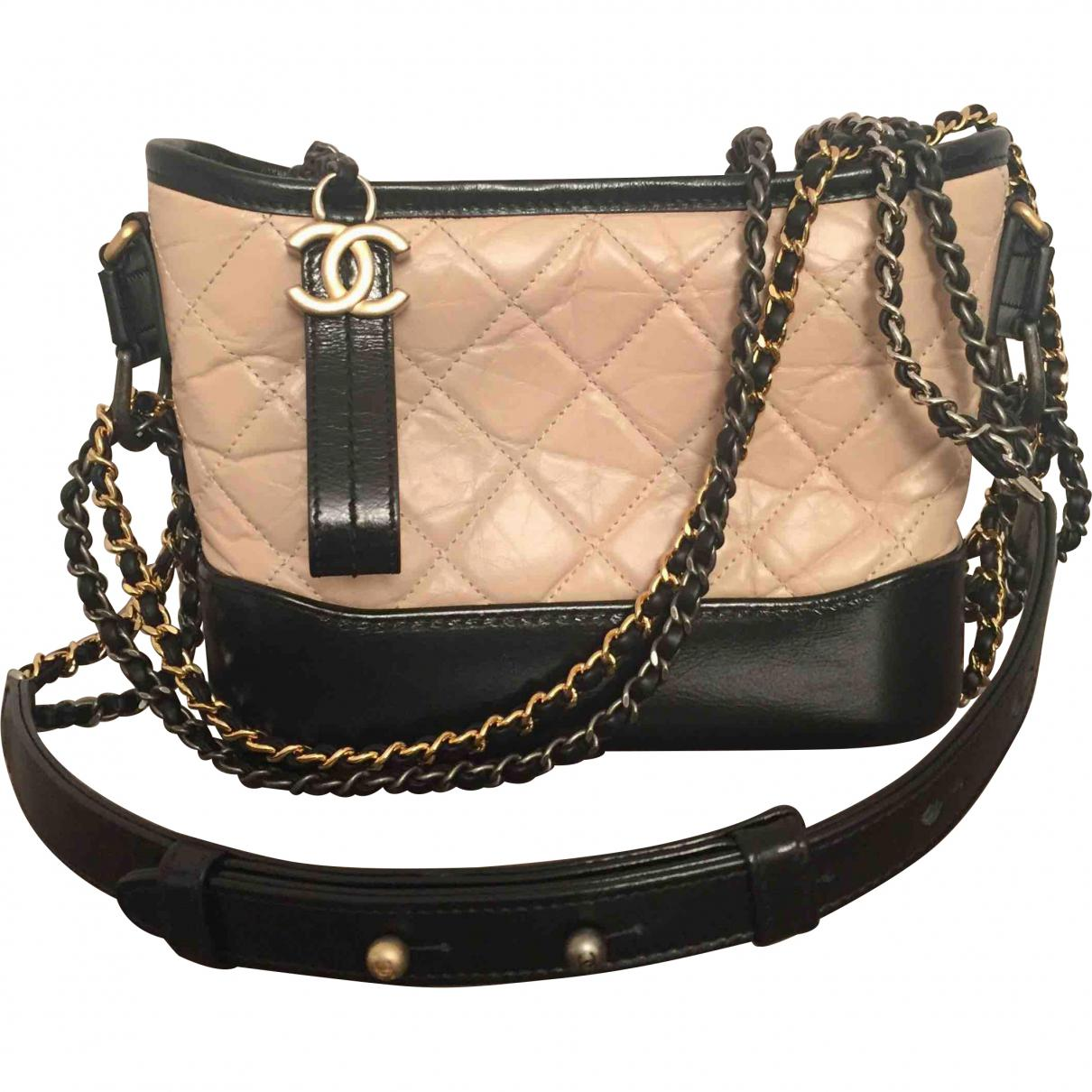 Chanel Pre-owned - Gabrielle leather handbag sKeGEk