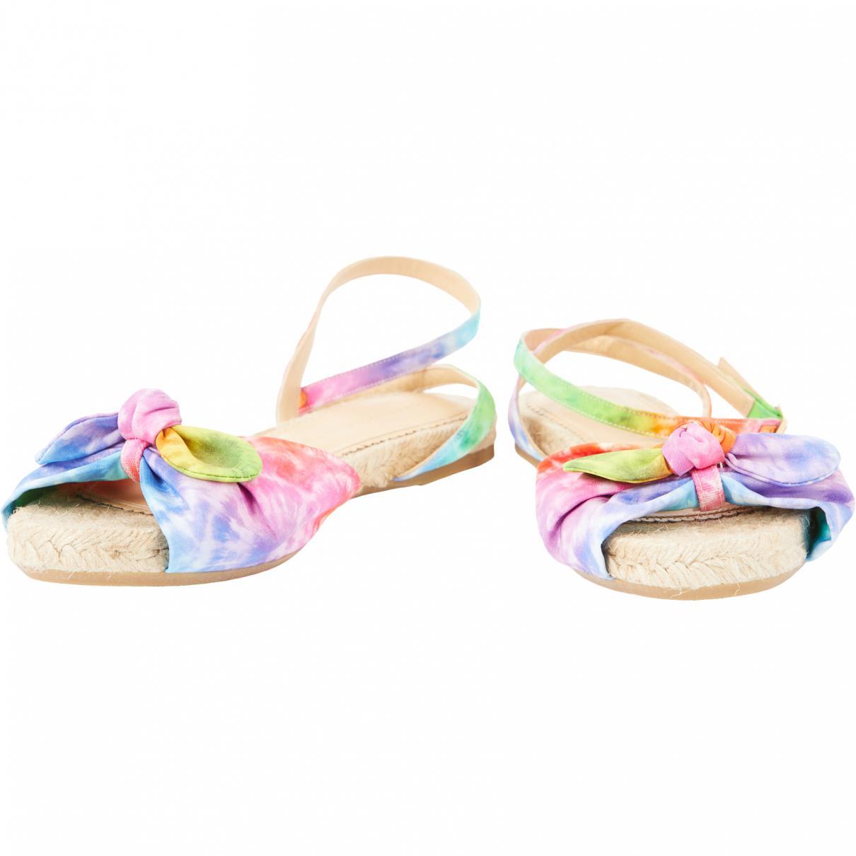 Pre-owned - Cloth sandal Charlotte Olympia 00C1gxWu