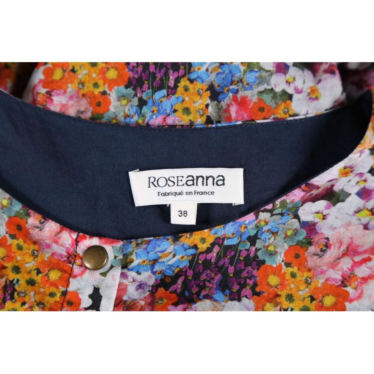 Robe en Coton Multicolore en Coton Roseanna