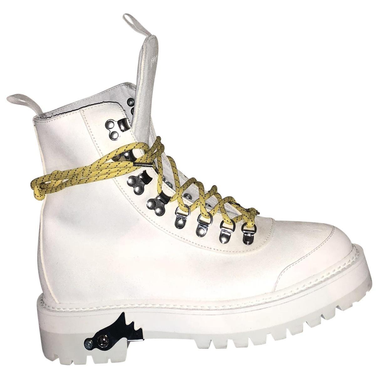 Off-White c/o Virgil Abloh Snow Boots