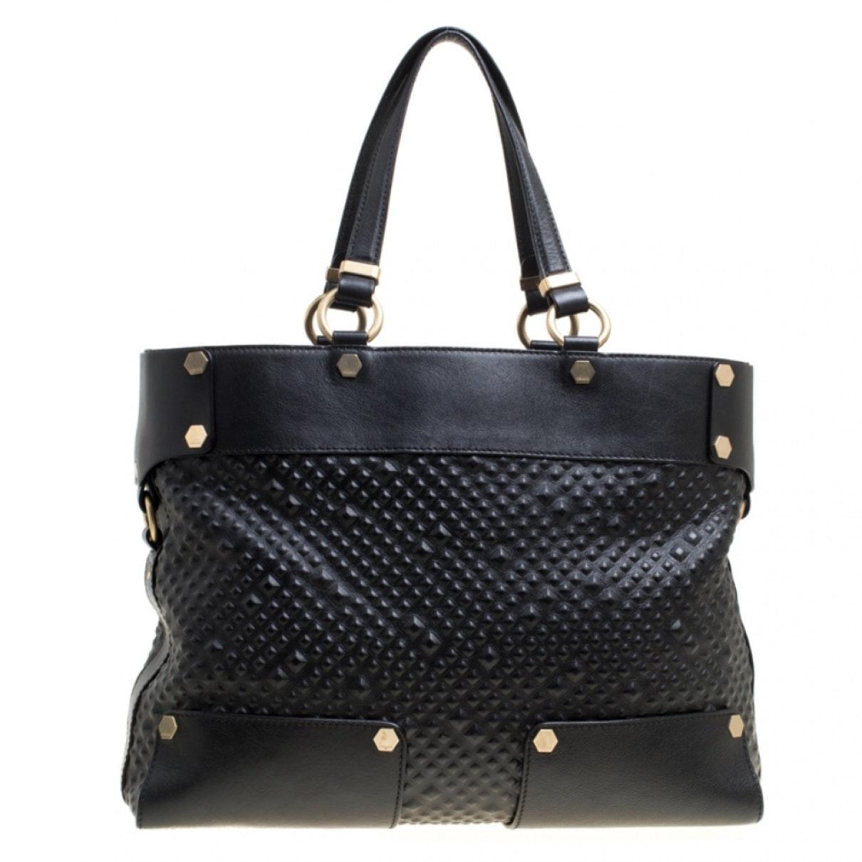 Sacs à main Versace en coloris Noir rBlC