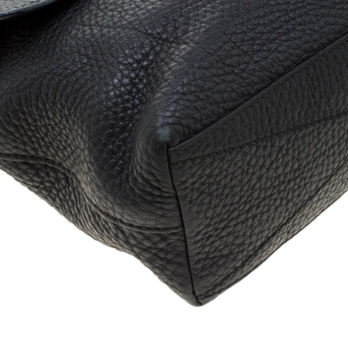 Sac à main en Cuir Noir Marc Jacobs en coloris Noir tT07