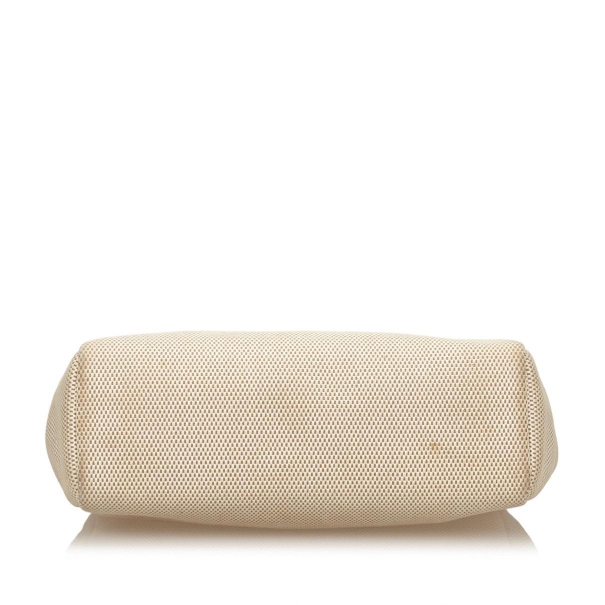 Sacs à main Herbag en Coton Hermès CQcO