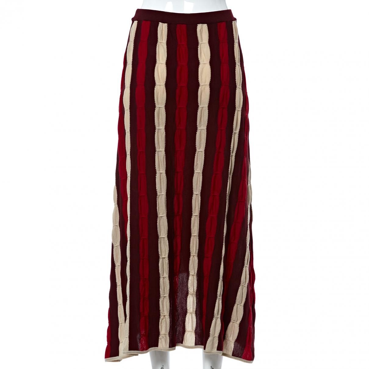 Suéter de Lana Marni de color Rojo