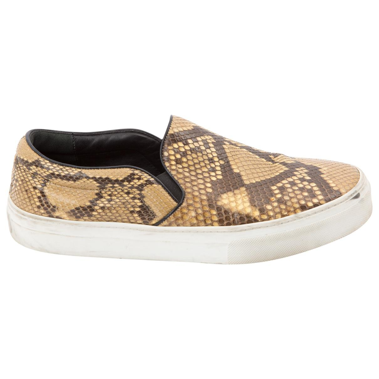 Pre-owned - Python trainers Celine 6zlFlnUl