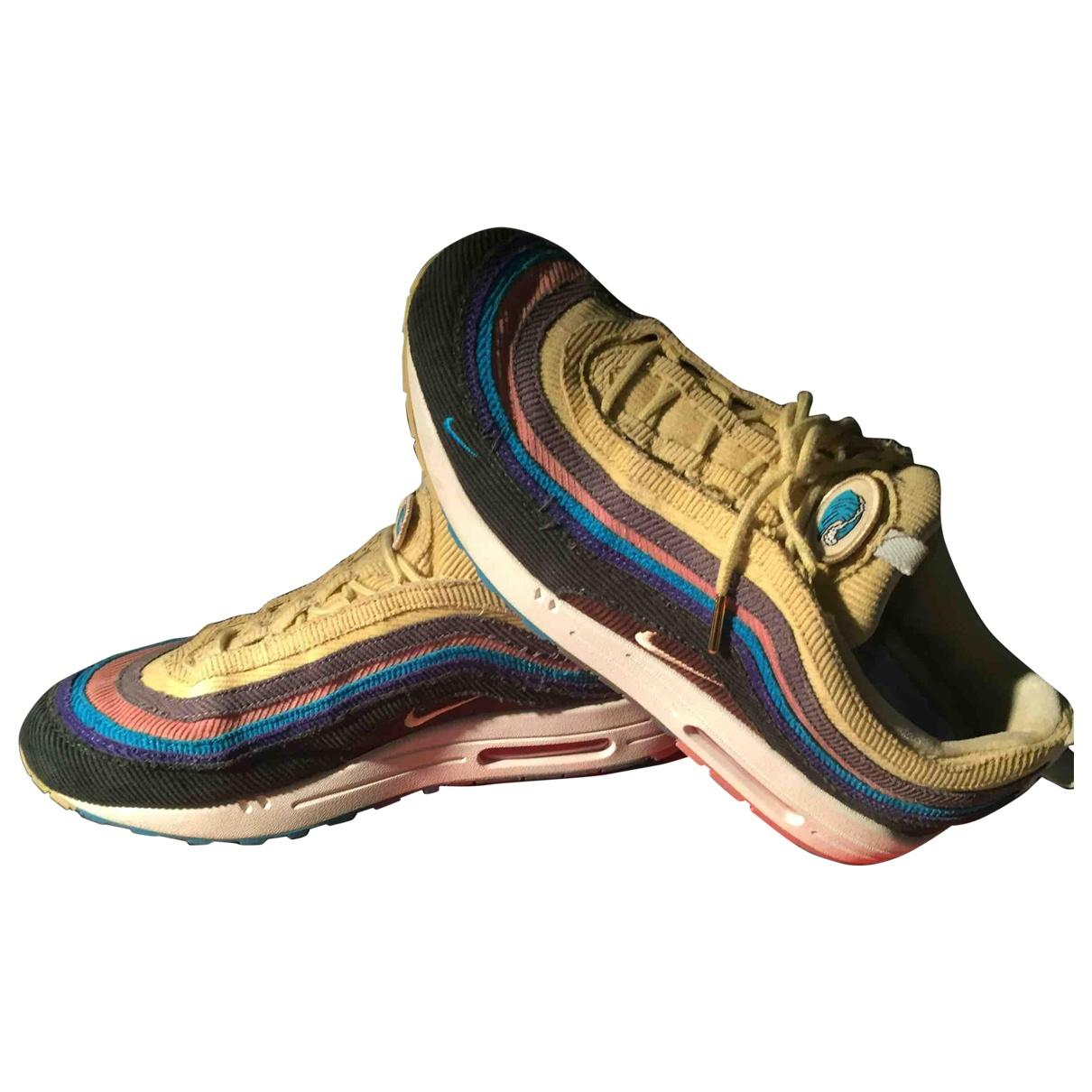 c0a6b6b276 Nike Air Max 1/97 Sean Wotherspoon Cloth Low Trainers for Men - Lyst
