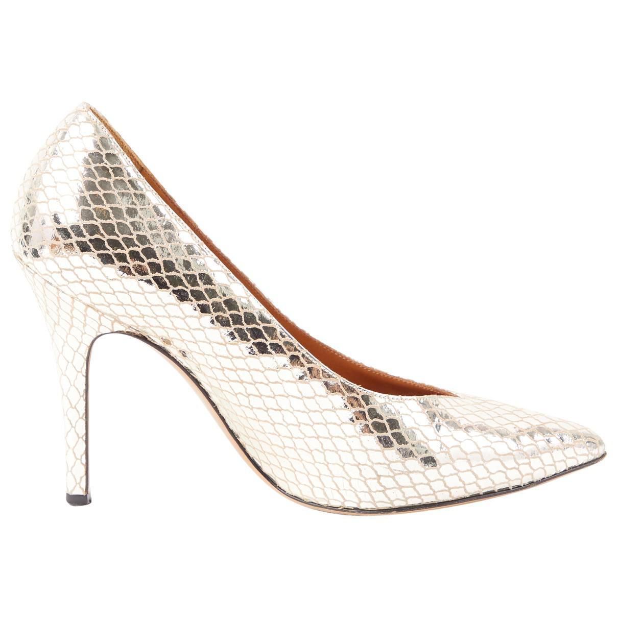 Pre-owned - Python heels Isabel Marant Cheap Clearance B99qDqD