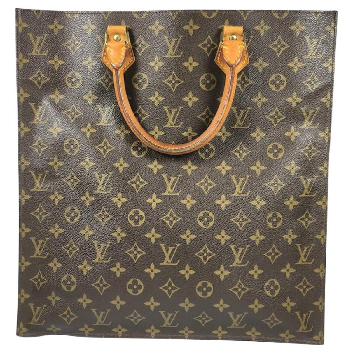 Pre-owned - Plat cloth bag Louis Vuitton YFTPY