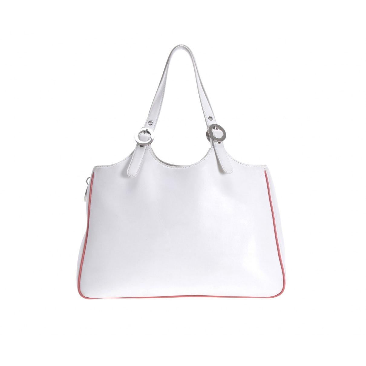 Sacs à main Cuir Givenchy en coloris Blanc M48Q
