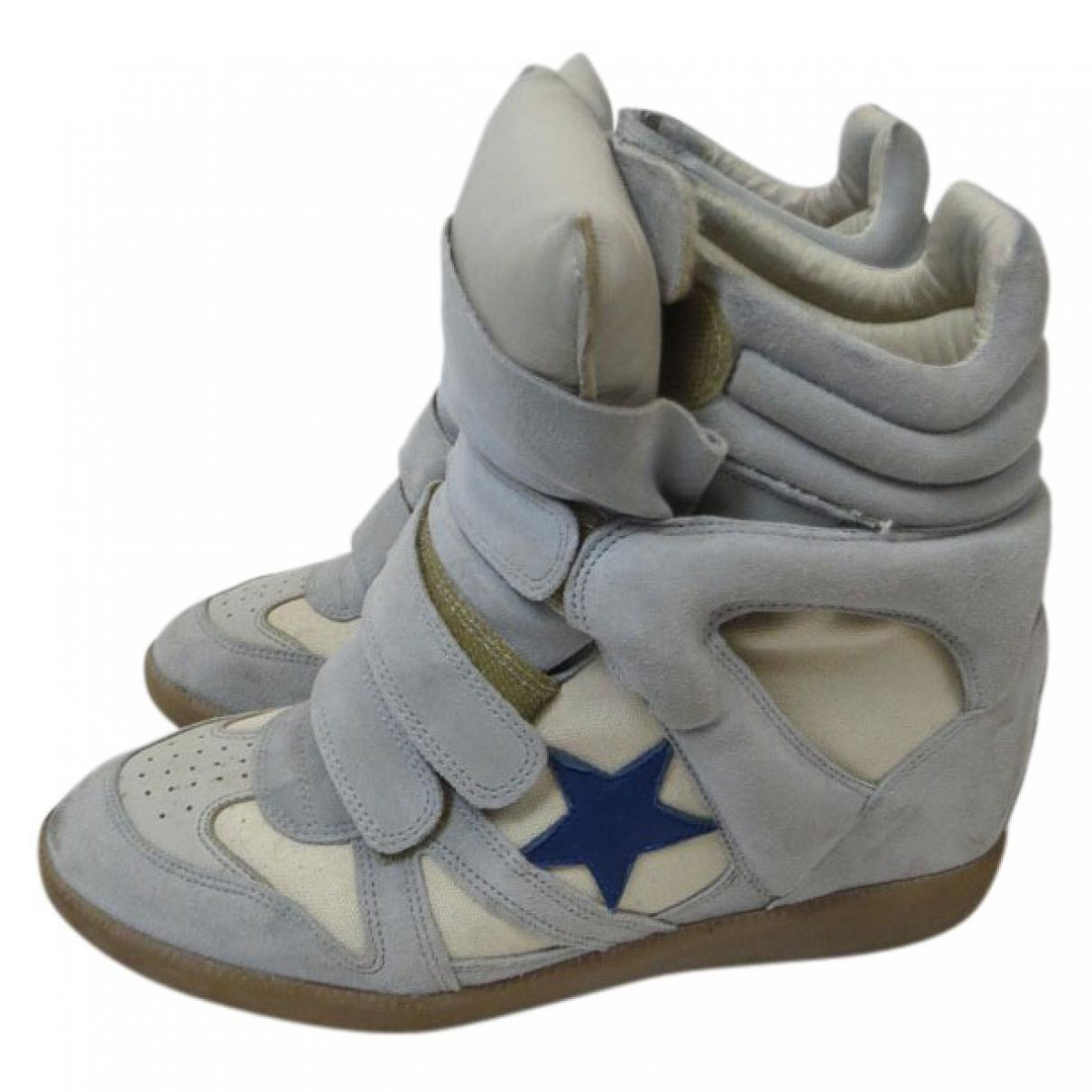 Pre-owned - Bayley trainers Isabel Marant O22NZ